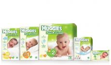 HUGGIES LITTLE BABIES
