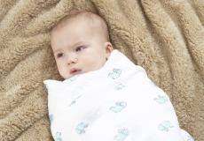 שמיכות עיטוף לתינוק