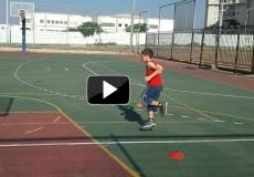 תרגילי ספורט מצולמים לילדים