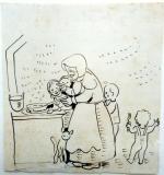 סבתא מינצה מארחת