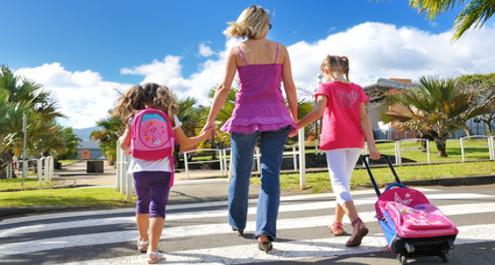 טיפים להורים לרגל החזרה לבית הספר