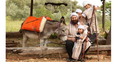 אירועי סוכות ברחבי עמק יזרעאל ורמות מנשה