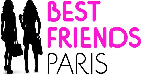 Best friends Paris