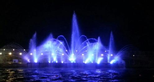TLV WATER SHOW