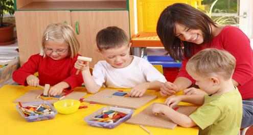 רעיונות ללמידה תוך כדי משחק עם ילדים