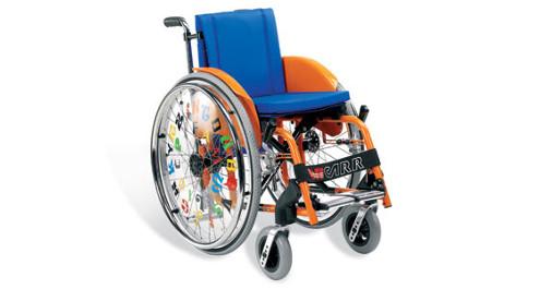טיפים לבחירת כסא גלגלים לילדים