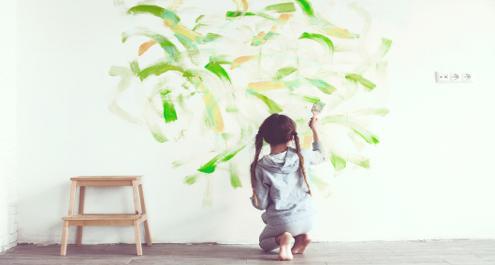 איך לצבוע חדר ילדים כשחולקים אותו שני ילדים?