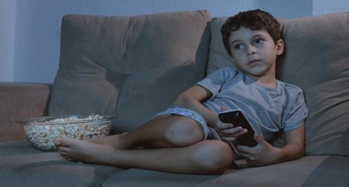 חופש, טלויזיה וילדים