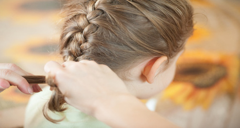 """עושים """"סדר"""" גם על הראש - סקר בנושא הורים וכינים"""