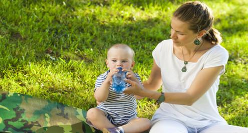 מים והתפתחות הילד - כל מה שחשוב לדעת