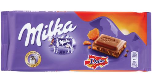 חדש: מילקה DAIM