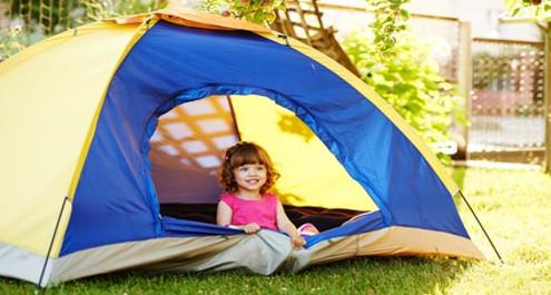 תכנון קמפינג בצפון עם ילדים