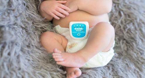PICO, המכשיר המתקדם בעולם לניטור נשימת התינוק, הגיע לארץ!
