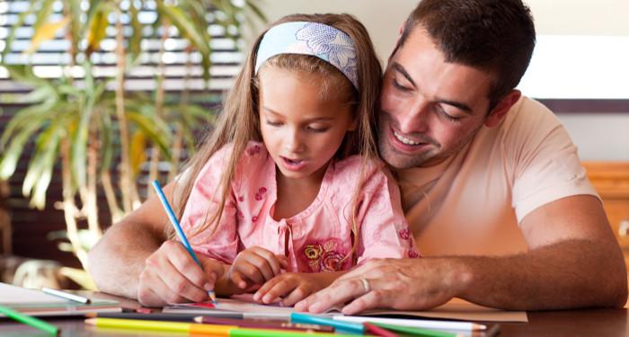 הורים, ילדים ושיעורי בית
