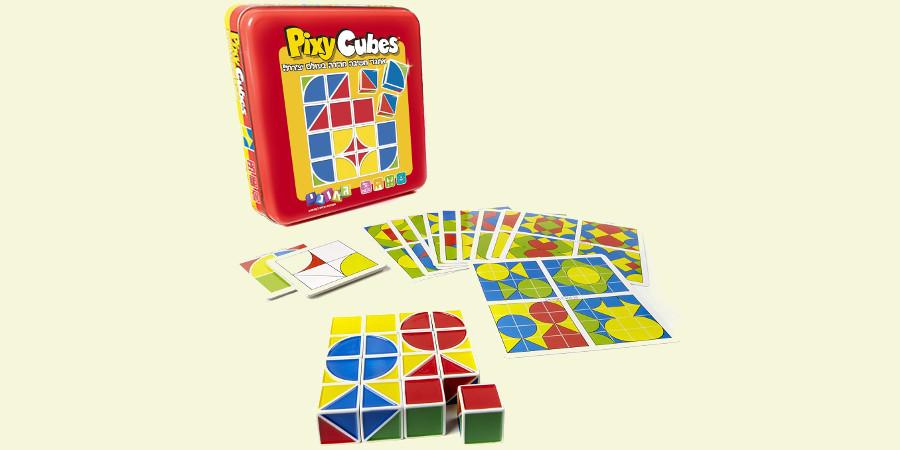 קוביות פיקסי - PixyCubes