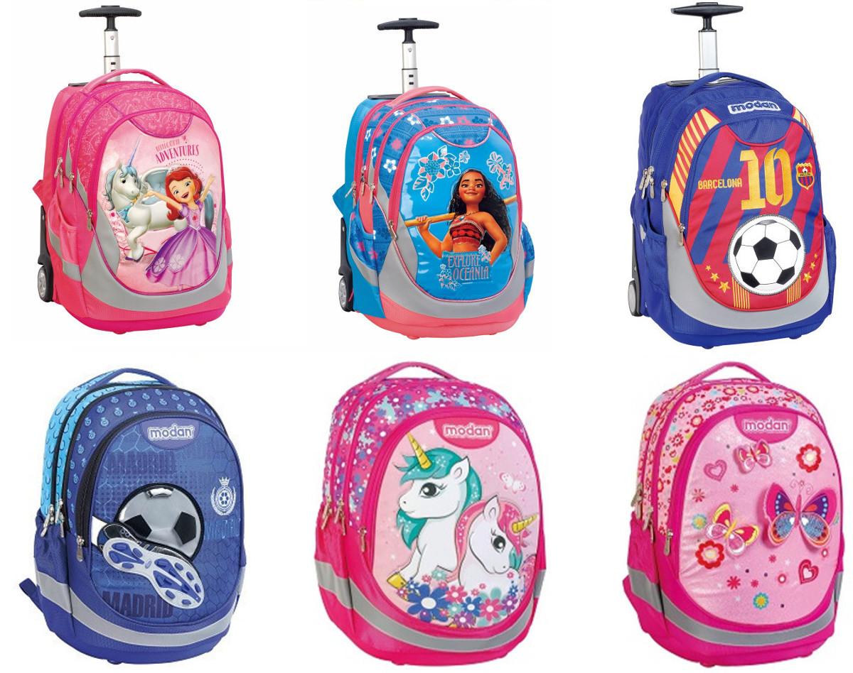 חוזרים ללימודים ושומרים על גב הילדים עם התיקים האורתופדיים של מודן