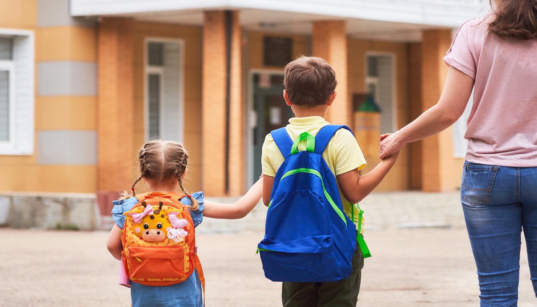 עשר טעויות שהורים עושים ביום הראשון ללימודים