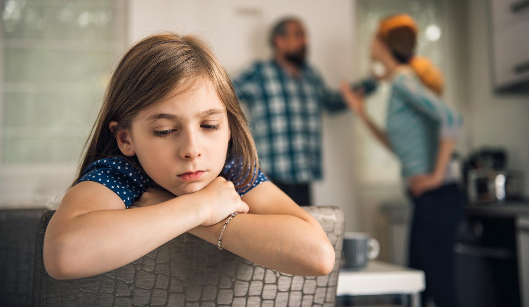 ניכור הורי בעקבות גירושים