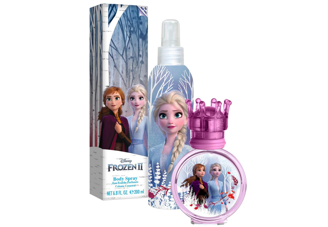 להריח כמו אלזה עם בושם 2-Frozen