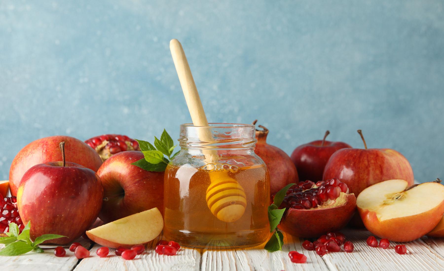 צמד חמד - תפוח בדבש