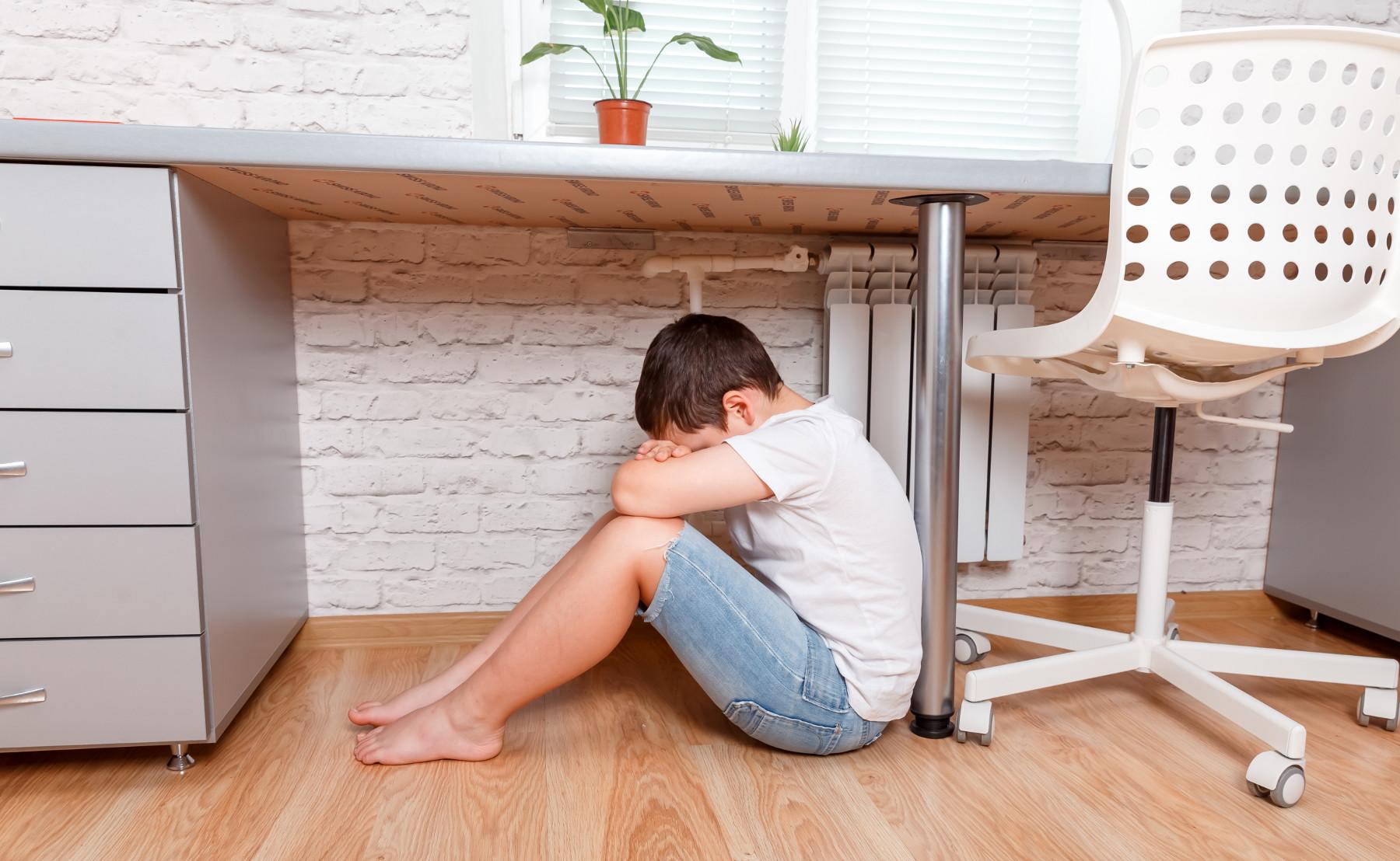 חרדות אצל ילדים – מתי חובה לטפל?