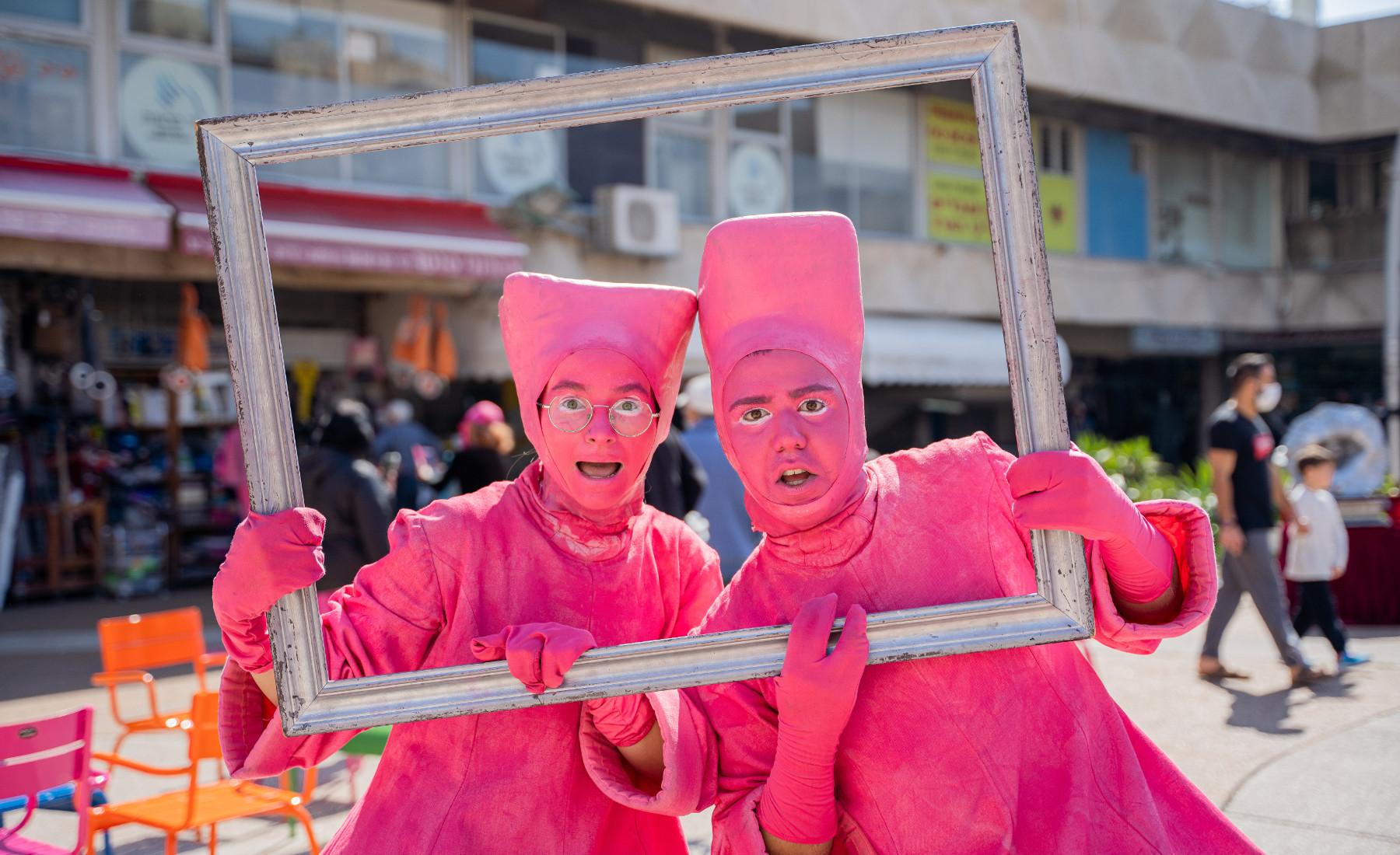 פסטיבל אילת לתיאטרון רחוב חוזר – הכניסה חינם!