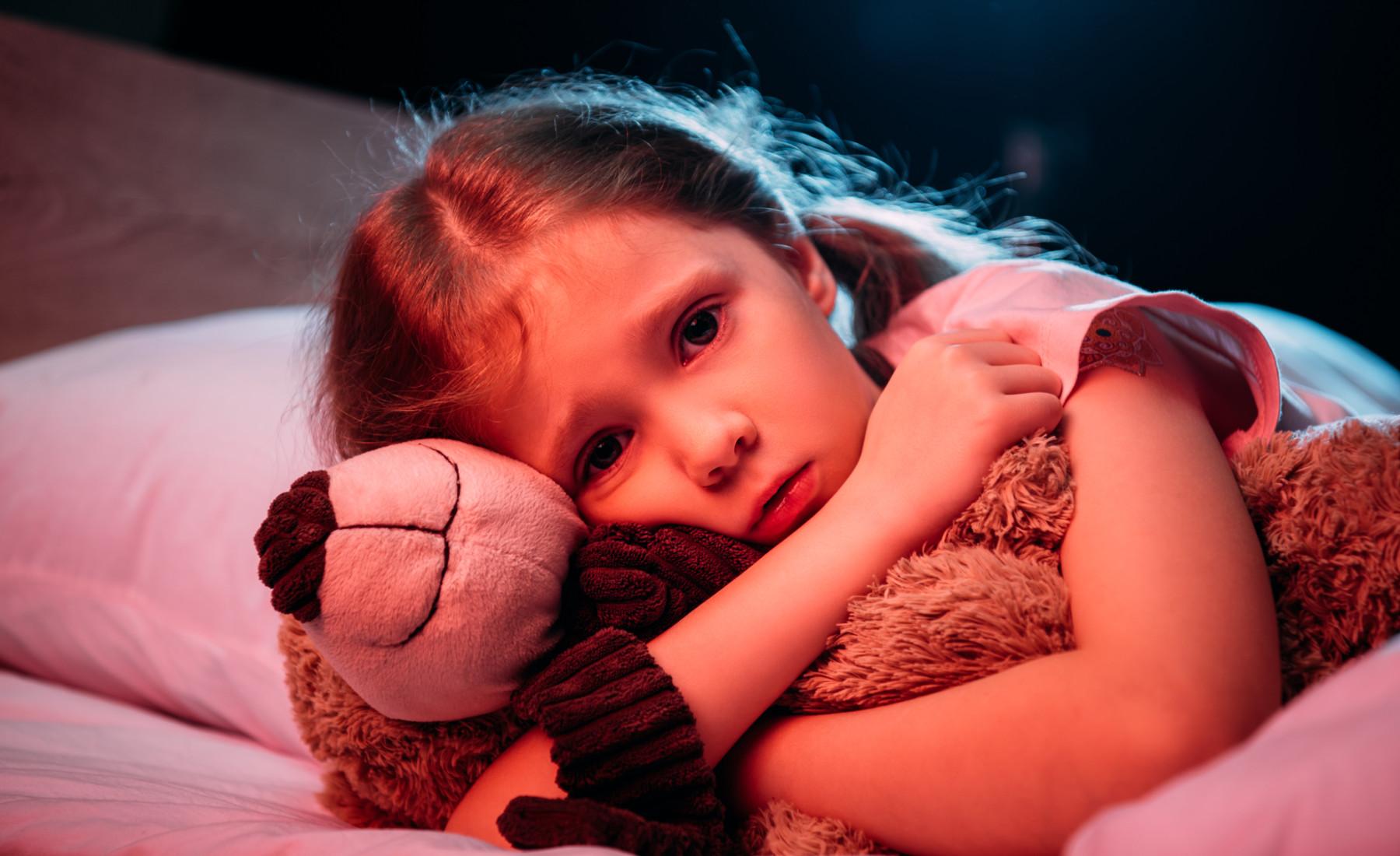 חמישה טיפים להתמודדות עם פחד של ילדים