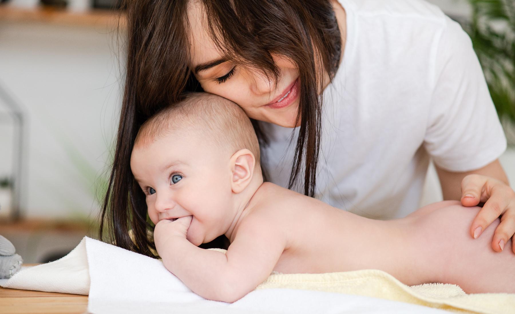 10 כללי זהב למניעת תפרחת חיתולים בתינוקות